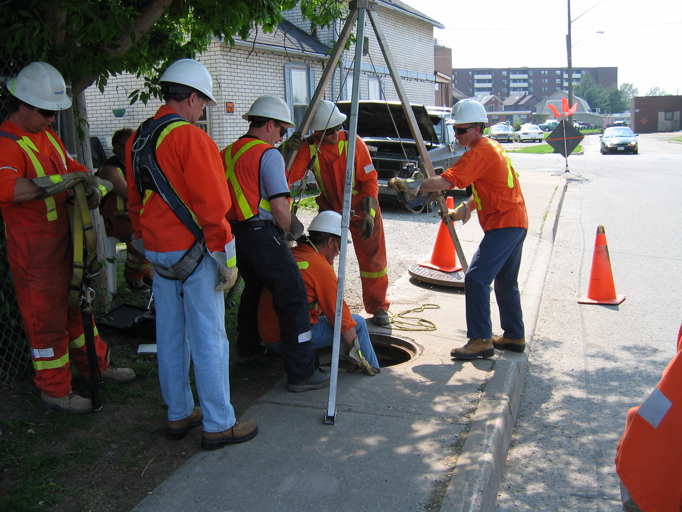 Confined Space Entry Programs