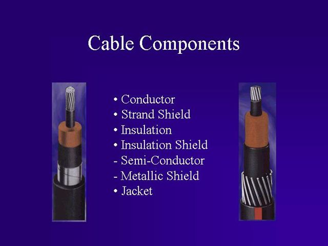 High Voltage Cable Splicing Tools : Underground courses